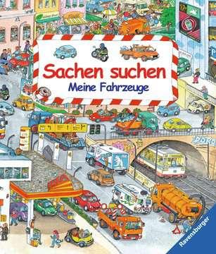 43976 Babybücher und Pappbilderbücher Sachen suchen - Meine Fahrzeuge von Ravensburger 1