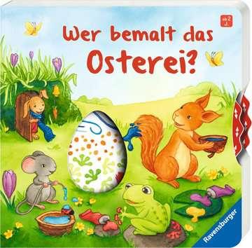 43999 Babybücher und Pappbilderbücher Wer bemalt das Osterei? von Ravensburger 2