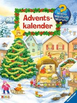Adventskalender Kinderbücher;Wieso? Weshalb? Warum?