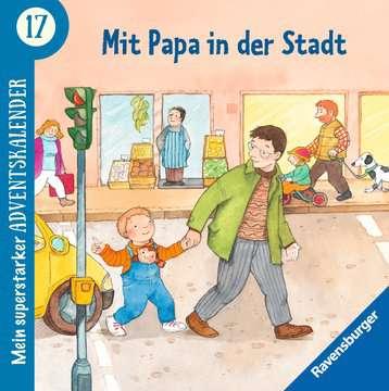 44446 Bilderbücher und Vorlesebücher Mein superstarker Adventskalender von Ravensburger 3