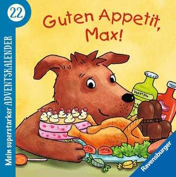 44446 Bilderbücher und Vorlesebücher Mein superstarker Adventskalender von Ravensburger 5