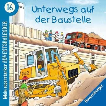 44446 Bilderbücher und Vorlesebücher Mein superstarker Adventskalender von Ravensburger 6