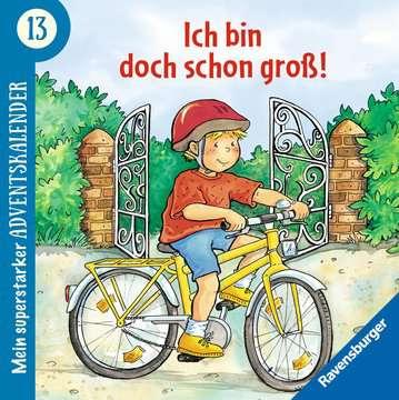 44446 Bilderbücher und Vorlesebücher Mein superstarker Adventskalender von Ravensburger 7