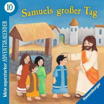 44446 Bilderbücher und Vorlesebücher Mein superstarker Adventskalender von Ravensburger 9