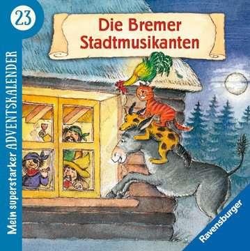 44446 Bilderbücher und Vorlesebücher Mein superstarker Adventskalender von Ravensburger 10