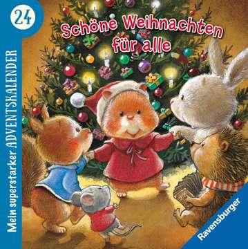 44446 Bilderbücher und Vorlesebücher Mein superstarker Adventskalender von Ravensburger 11