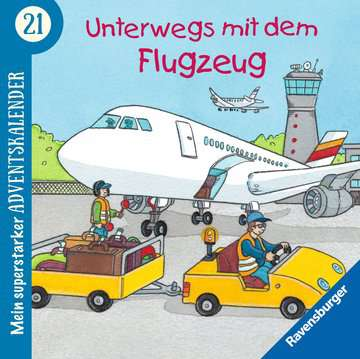 44446 Bilderbücher und Vorlesebücher Mein superstarker Adventskalender von Ravensburger 12