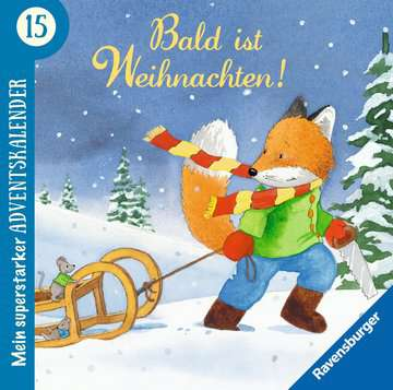 44446 Bilderbücher und Vorlesebücher Mein superstarker Adventskalender von Ravensburger 14