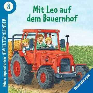 44446 Bilderbücher und Vorlesebücher Mein superstarker Adventskalender von Ravensburger 15