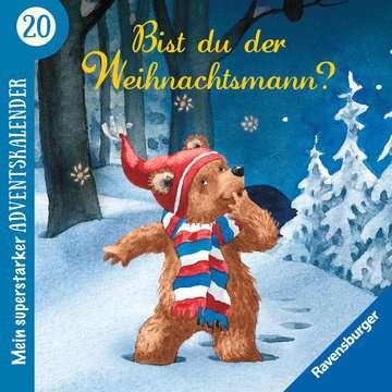 44446 Bilderbücher und Vorlesebücher Mein superstarker Adventskalender von Ravensburger 16
