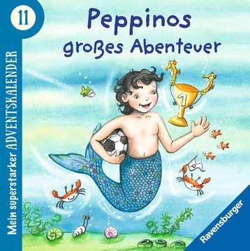 44446 Bilderbücher und Vorlesebücher Mein superstarker Adventskalender von Ravensburger 18