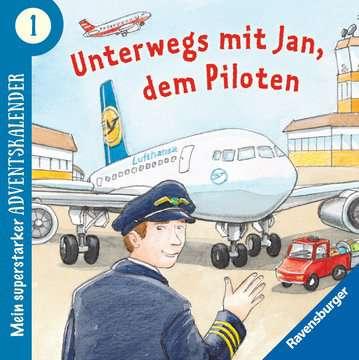 44446 Bilderbücher und Vorlesebücher Mein superstarker Adventskalender von Ravensburger 24