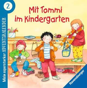 44446 Bilderbücher und Vorlesebücher Mein superstarker Adventskalender von Ravensburger 25