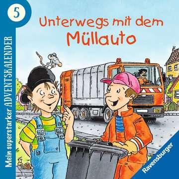 44446 Bilderbücher und Vorlesebücher Mein superstarker Adventskalender von Ravensburger 26
