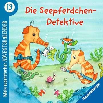 44446 Bilderbücher und Vorlesebücher Mein superstarker Adventskalender von Ravensburger 27