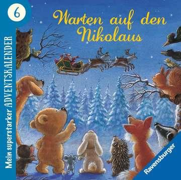 44446 Bilderbücher und Vorlesebücher Mein superstarker Adventskalender von Ravensburger 28