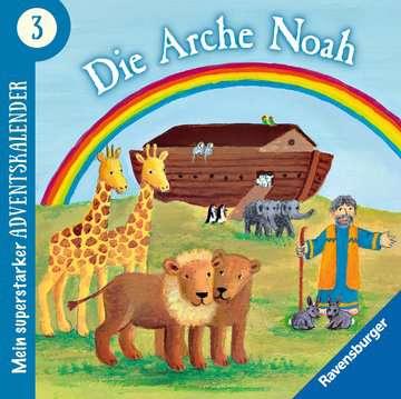 Mein superstarker Adventskalender Kinderbücher;Bilderbücher und Vorlesebücher - Bild 29 - Ravensburger