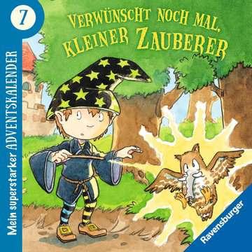 44446 Bilderbücher und Vorlesebücher Mein superstarker Adventskalender von Ravensburger 30