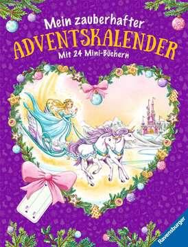 44447 Bilderbücher und Vorlesebücher Mein zauberhafter Adventskalender von Ravensburger 1