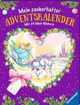 44447 Bilderbücher und Vorlesebücher Mein zauberhafter Adventskalender von Ravensburger 2