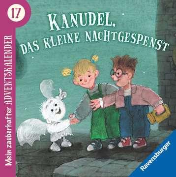 44447 Bilderbücher und Vorlesebücher Mein zauberhafter Adventskalender von Ravensburger 3