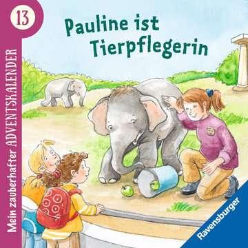 44447 Bilderbücher und Vorlesebücher Mein zauberhafter Adventskalender von Ravensburger 4