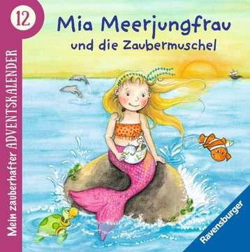 44447 Bilderbücher und Vorlesebücher Mein zauberhafter Adventskalender von Ravensburger 5