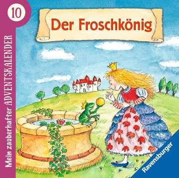 44447 Bilderbücher und Vorlesebücher Mein zauberhafter Adventskalender von Ravensburger 7