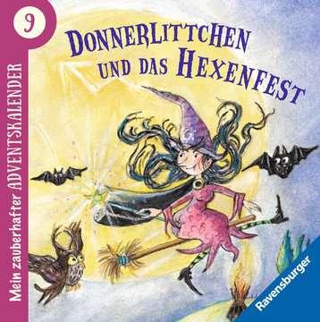 44447 Bilderbücher und Vorlesebücher Mein zauberhafter Adventskalender von Ravensburger 8