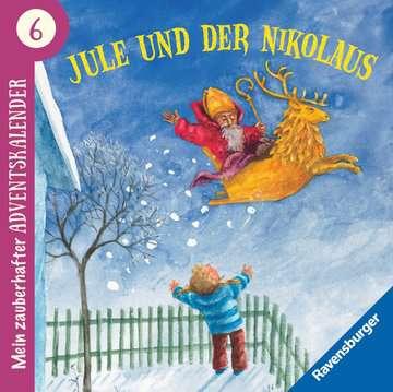 44447 Bilderbücher und Vorlesebücher Mein zauberhafter Adventskalender von Ravensburger 11