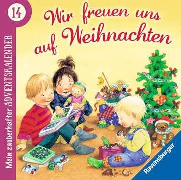44447 Bilderbücher und Vorlesebücher Mein zauberhafter Adventskalender von Ravensburger 15