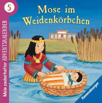 44447 Bilderbücher und Vorlesebücher Mein zauberhafter Adventskalender von Ravensburger 16