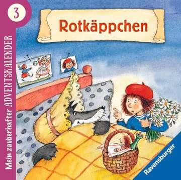 44447 Bilderbücher und Vorlesebücher Mein zauberhafter Adventskalender von Ravensburger 18
