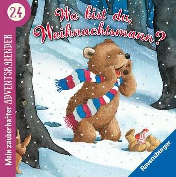 44447 Bilderbücher und Vorlesebücher Mein zauberhafter Adventskalender von Ravensburger 24