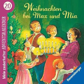 44447 Bilderbücher und Vorlesebücher Mein zauberhafter Adventskalender von Ravensburger 25