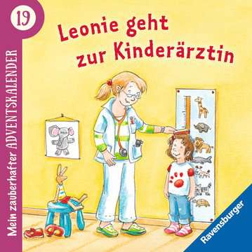 44447 Bilderbücher und Vorlesebücher Mein zauberhafter Adventskalender von Ravensburger 29