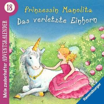 44447 Bilderbücher und Vorlesebücher Mein zauberhafter Adventskalender von Ravensburger 30