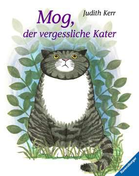 44615 Bilderbücher und Vorlesebücher Mog, der vergessliche Kater von Ravensburger 1