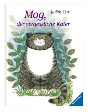 44615 Bilderbücher und Vorlesebücher Mog, der vergessliche Kater von Ravensburger 2