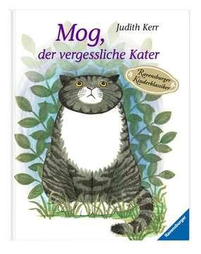 44615 Bilderbücher und Vorlesebücher Mog, der vergessliche Kater von Ravensburger 3