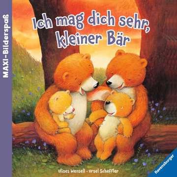 Ich mag dich sehr, kleiner Bär Kinderbücher;Bilderbücher und Vorlesebücher - Bild 1 - Ravensburger