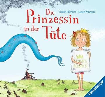 44638 Bilderbücher und Vorlesebücher Die Prinzessin in der Tüte von Ravensburger 1