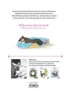 44653 Bilderbücher und Vorlesebücher Mog und Bunny von Ravensburger 3