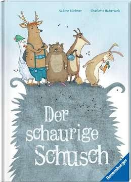 44670 Bilderbücher und Vorlesebücher Der schaurige Schusch von Ravensburger 2