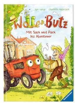 Wolle und Butz - Mit Sack und Pack ins Abenteuer Kinderbücher;Bilderbücher und Vorlesebücher - Bild 2 - Ravensburger
