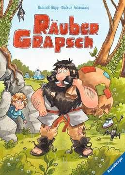 44683 Bilderbücher und Vorlesebücher Räuber Grapsch von Ravensburger 1