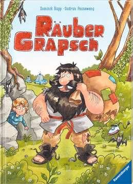 44683 Bilderbücher und Vorlesebücher Räuber Grapsch von Ravensburger 2