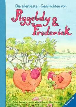 Die allerbesten Geschichten von Piggeldy und Frederick Kinderbücher;Bilderbücher und Vorlesebücher - Bild 1 - Ravensburger