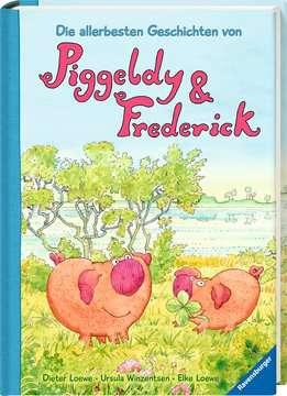 Die allerbesten Geschichten von Piggeldy und Frederick Kinderbücher;Bilderbücher und Vorlesebücher - Bild 2 - Ravensburger