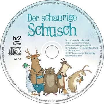 Der schaurige Schusch - mit CD Kinderbücher;Bilderbücher und Vorlesebücher - Bild 4 - Ravensburger